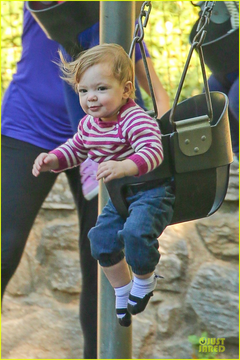 drew barrymore will kopelman central park fun with olive 022962214