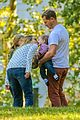 drew barrymore will kopelman central park fun with olive 21