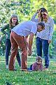 drew barrymore will kopelman central park fun with olive 25