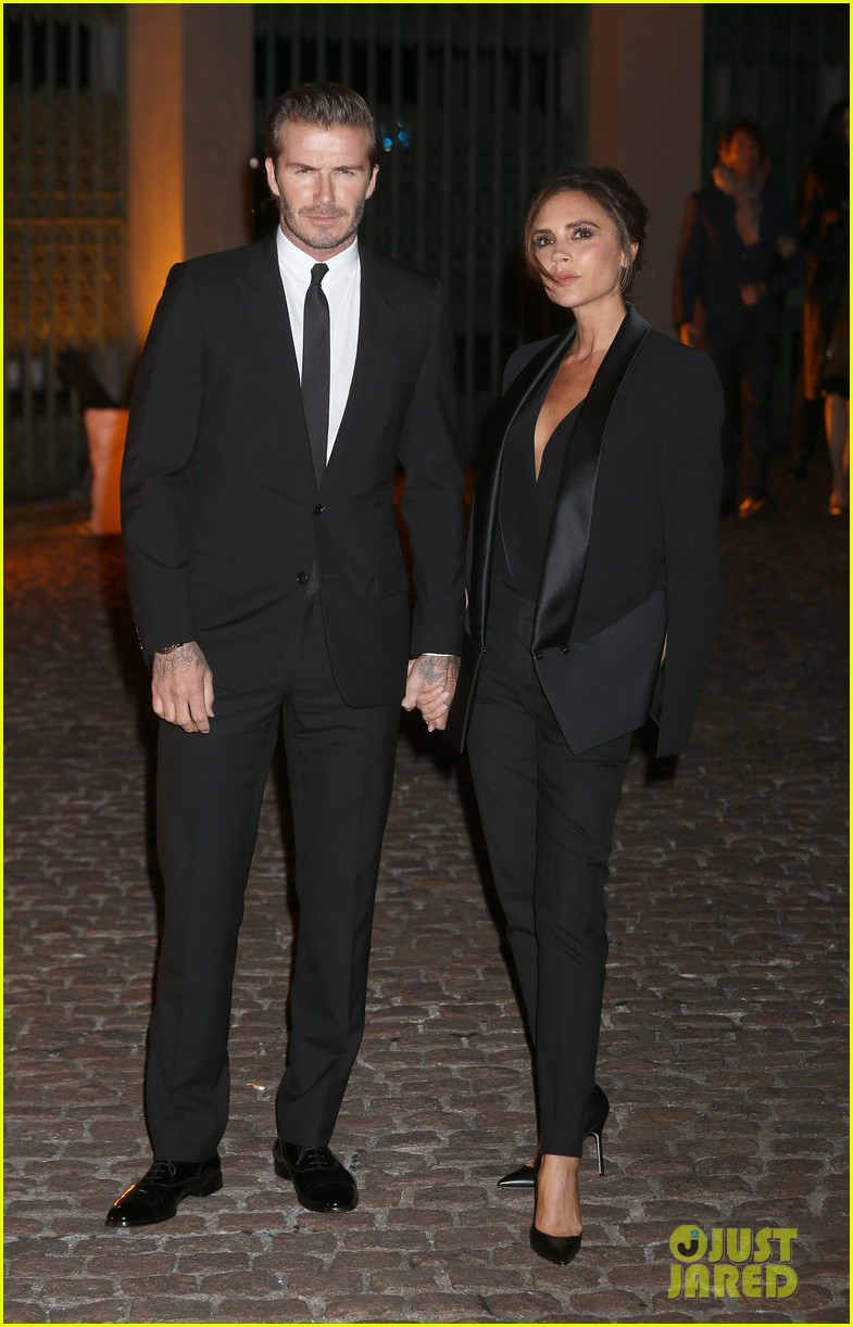 david victoria beckham global fund celebration 022953587