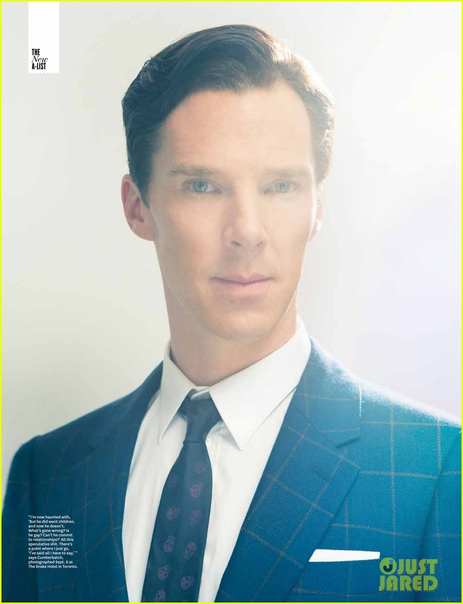 bendict cumberbatch covers thrs new a list issue 022950068