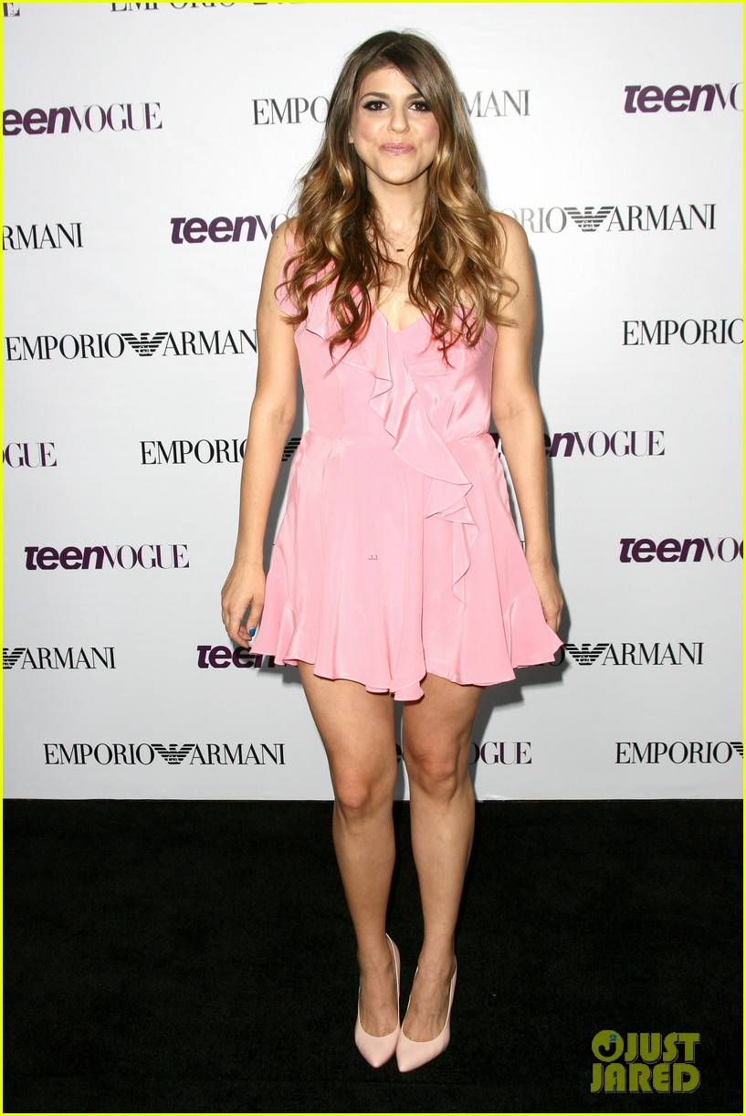 chloe bennet dom sherwood young hollywood party 2013 182961770