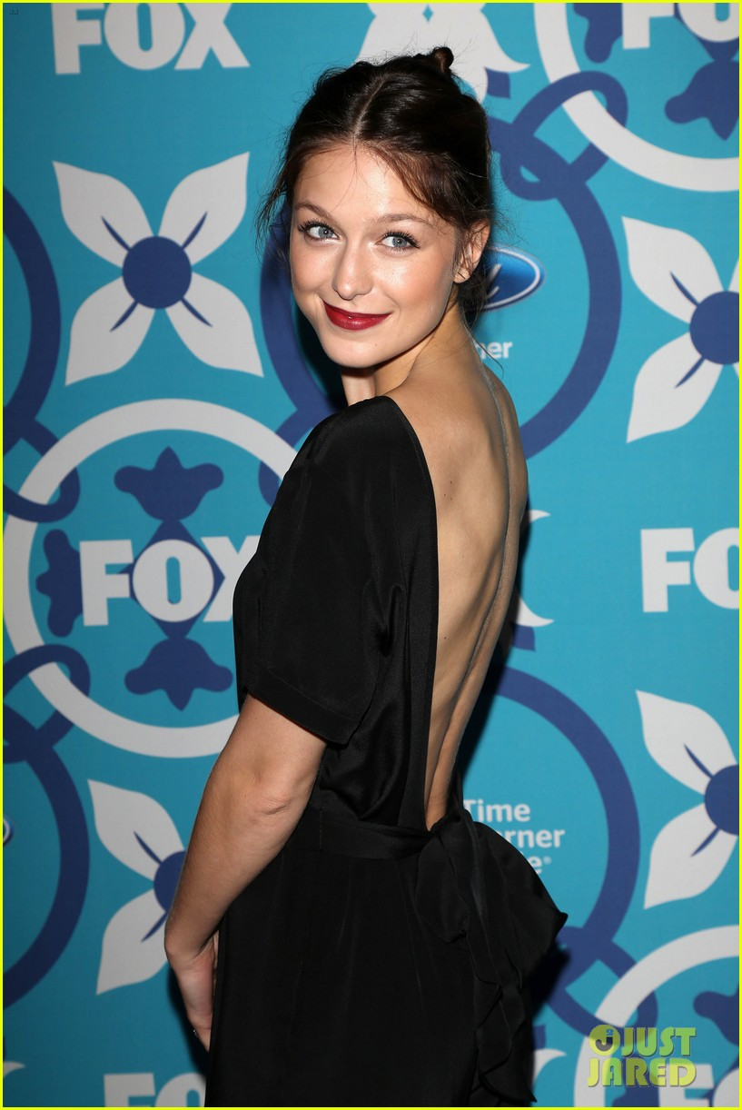 melissa benoist blake jenner fox fall eco casino party 282949328