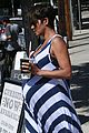 pregnant halle berry olivier martinez grove with nahla 02