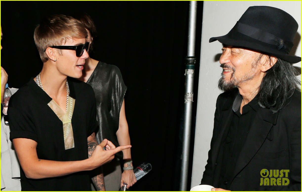 justin bieber debuts new hairstyle at nyfw show 082947255