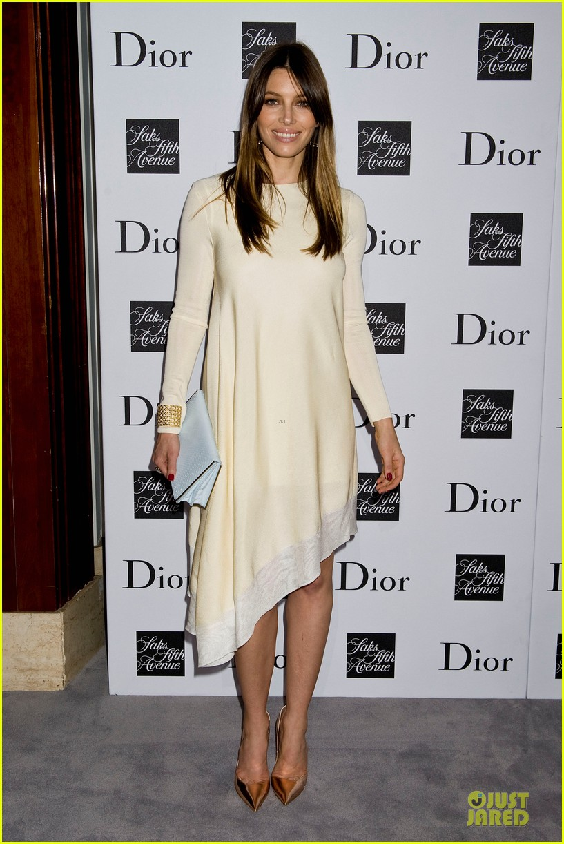 jessica biel ashley madekwe dior pret a porter dinner 02