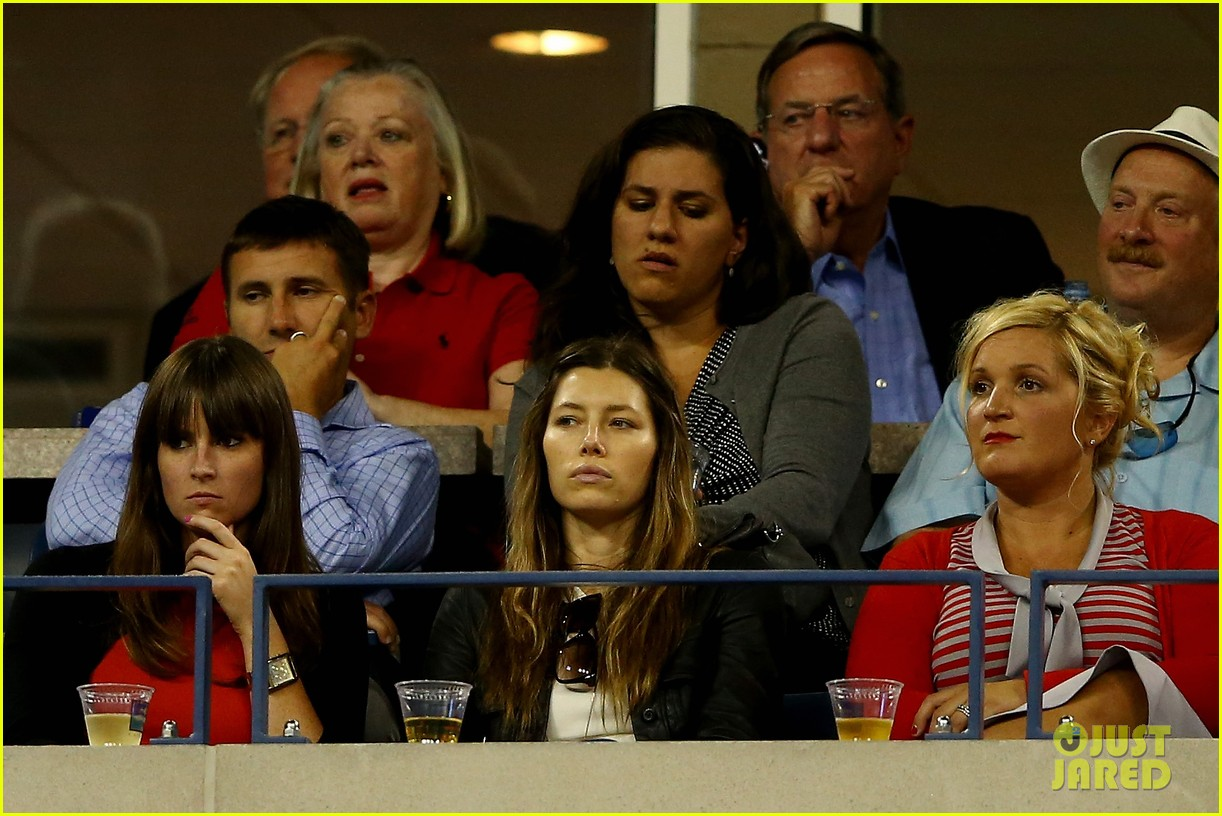 jessica biel dakota fanning us open ladies 062944239