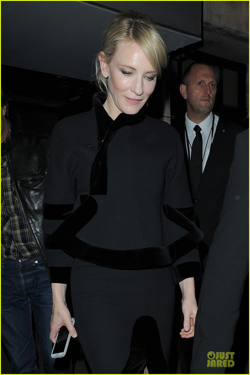 cate blanchett colin firth tom ford fashion show 022953913