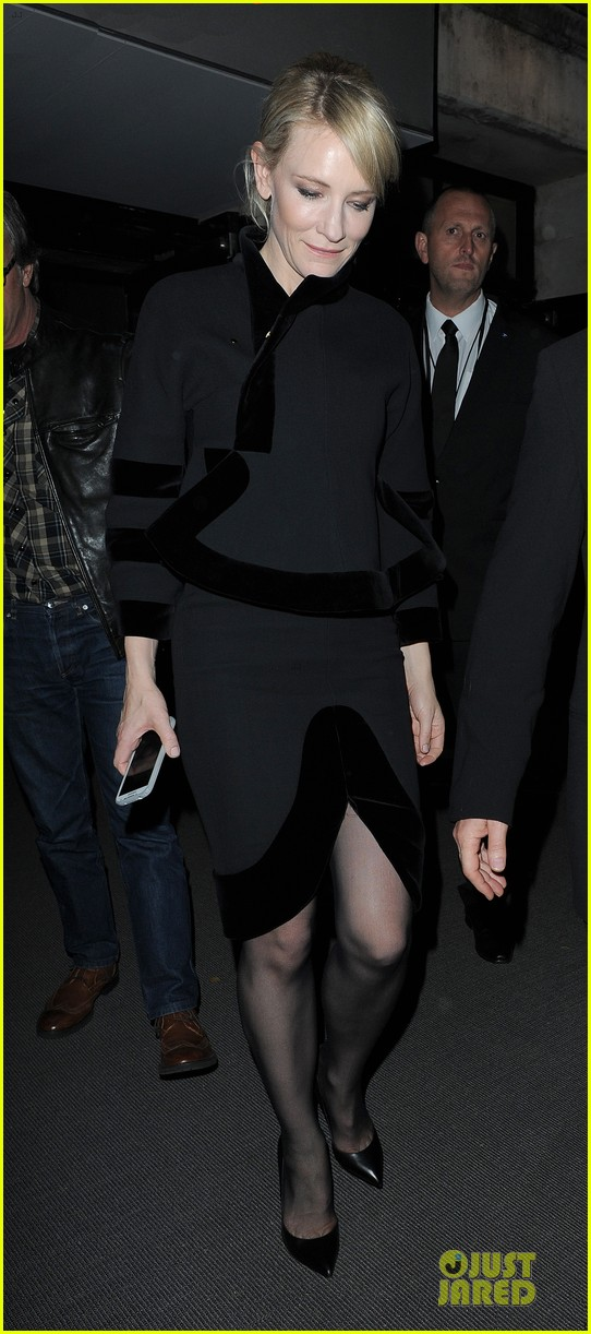 cate blanchett colin firth tom ford fashion show 09