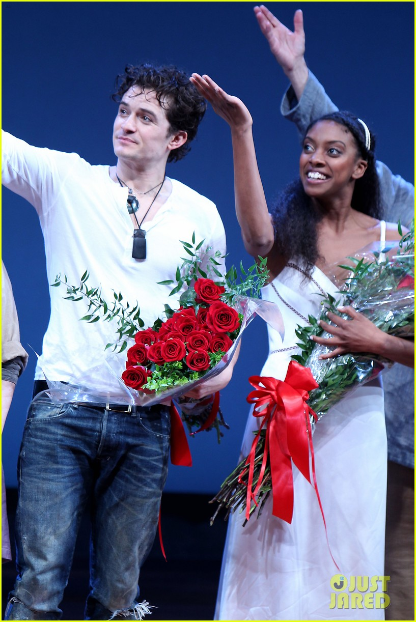 orlando bloom romeo juliet opening with condola rashad 162955804