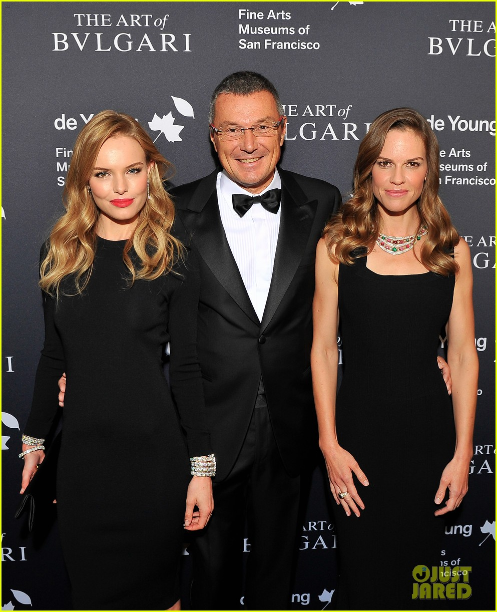 kate bosworth michael polish bvlgari retrospective opening 042955180