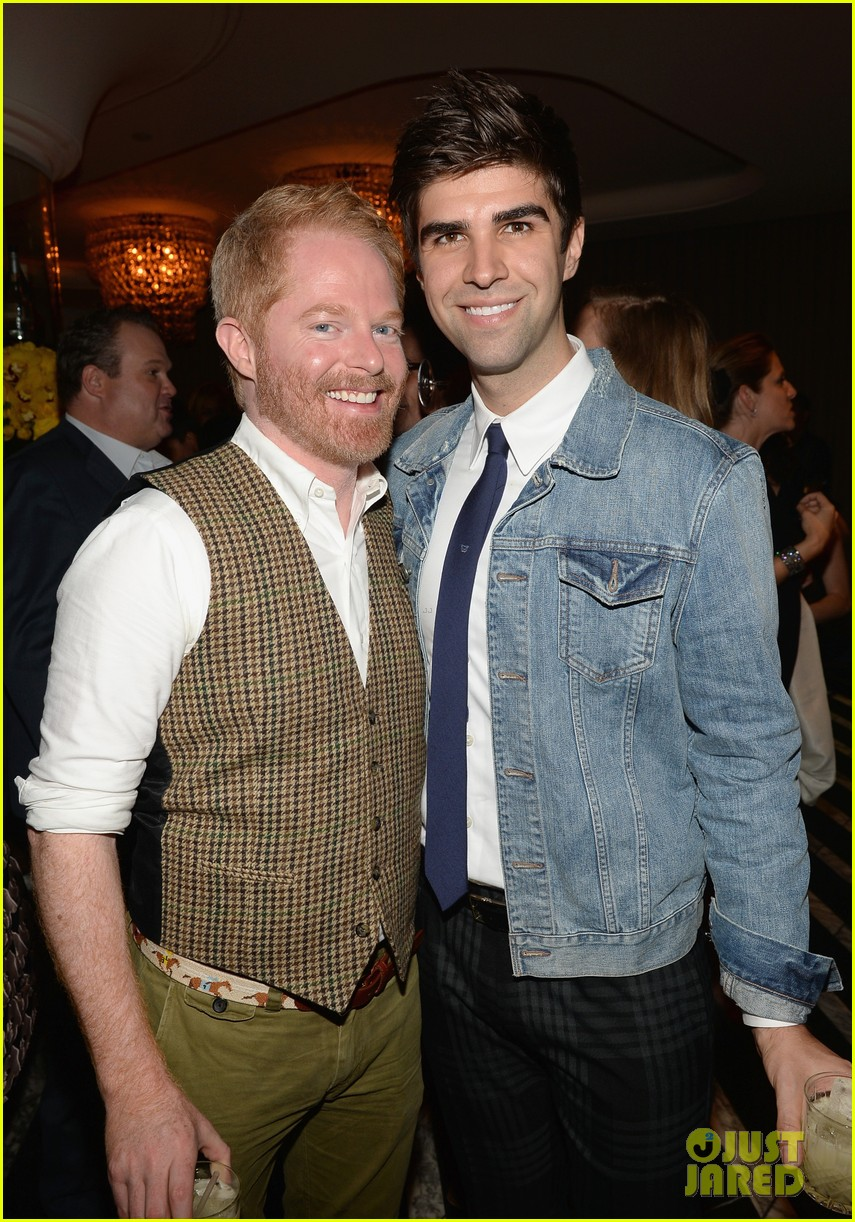julie bowen jesse tyler ferguson emmy week kick off 092953209