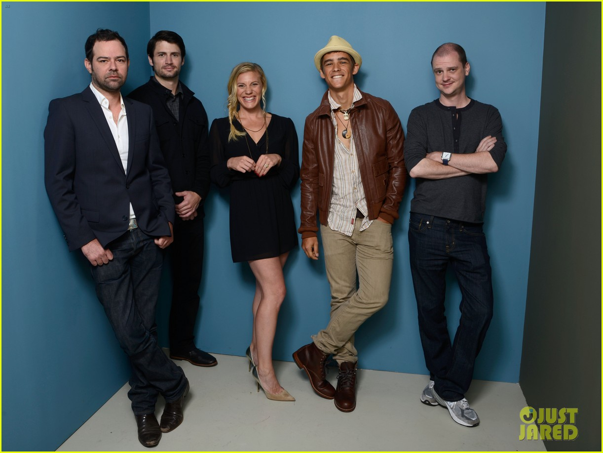 James Lafferty: 'Oculus' TIFF Premiere! James-lafferty-brenton-thwaites-oculus-tiff-premiere-portraits-01
