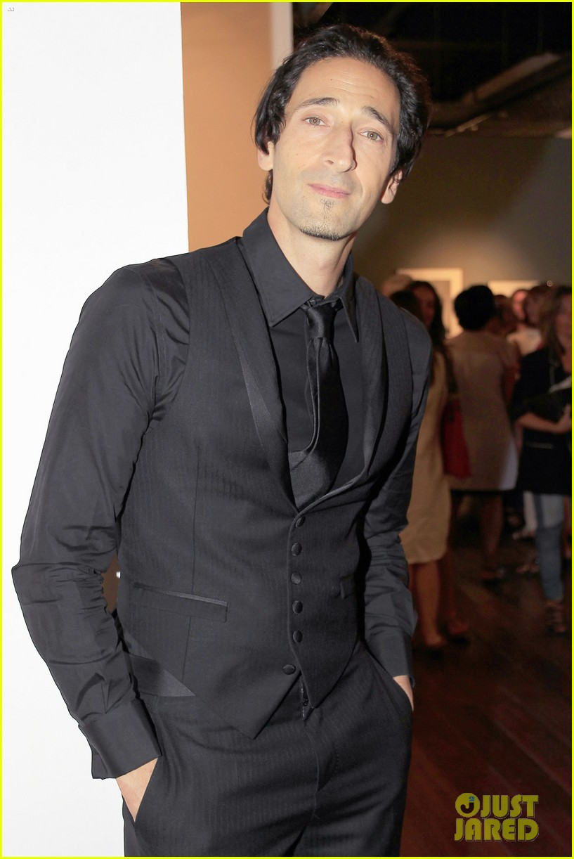 adrien brody bugatti lifestyle collections launch 022955983