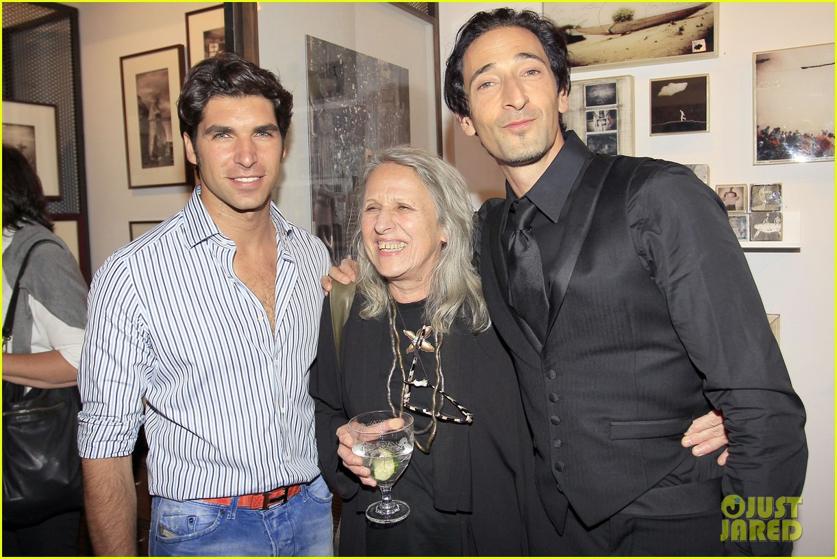 adrien brody bugatti lifestyle collections launch 132955993