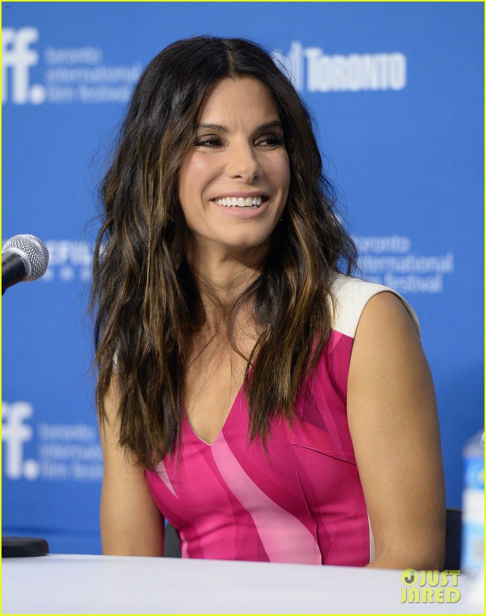 sandra bullock gravity tiff press conference 04