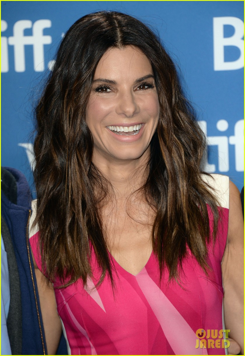 sandra bullock gravity tiff press conference 062948133