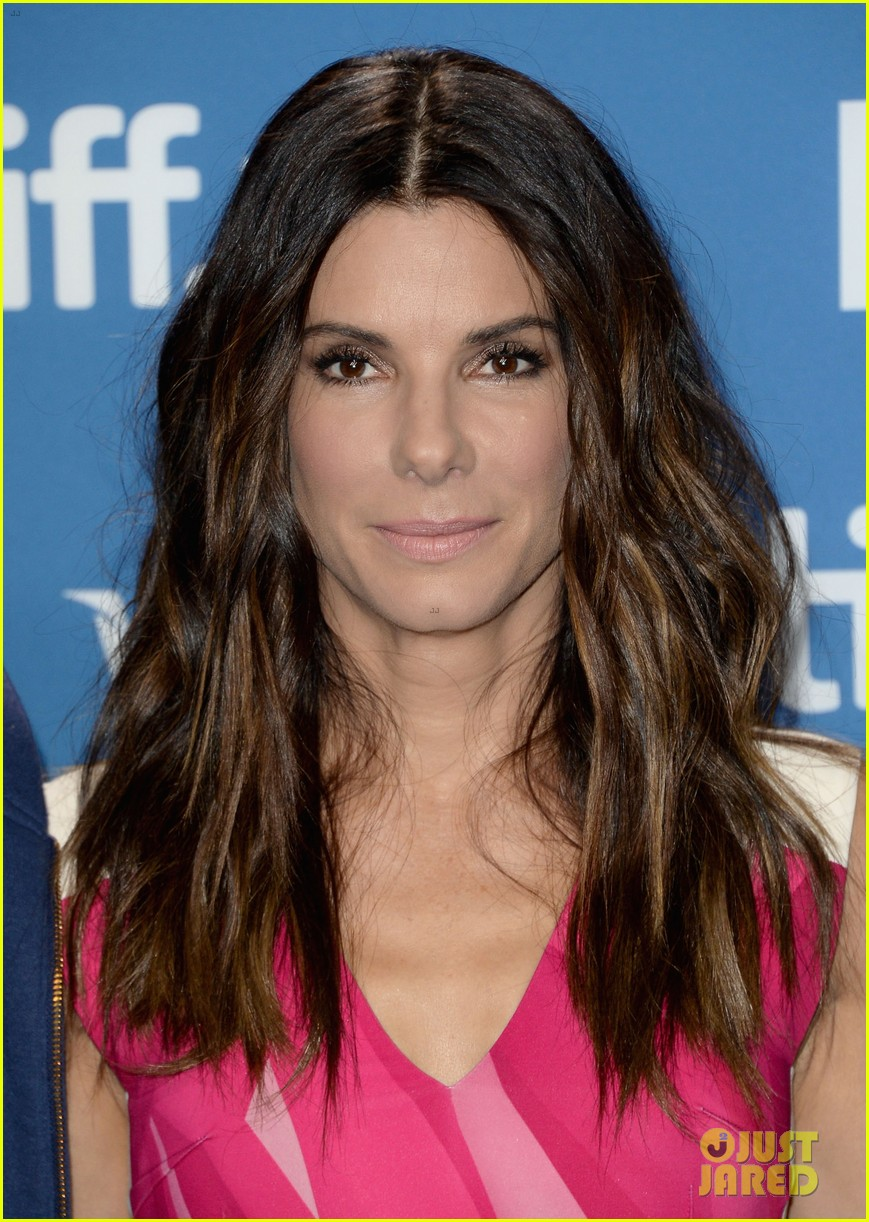 sandra bullock gravity tiff press conference 082948135