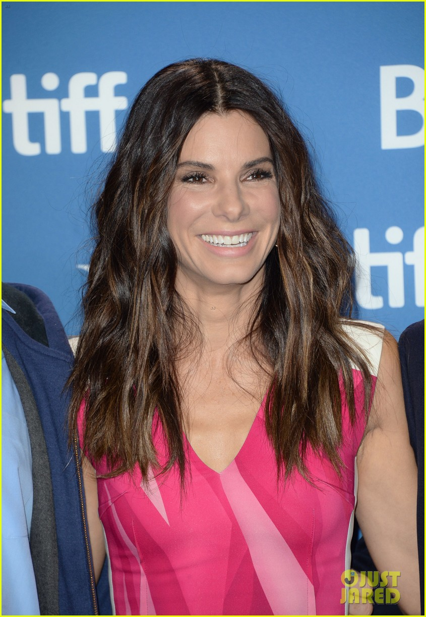 sandra bullock gravity tiff press conference 092948136