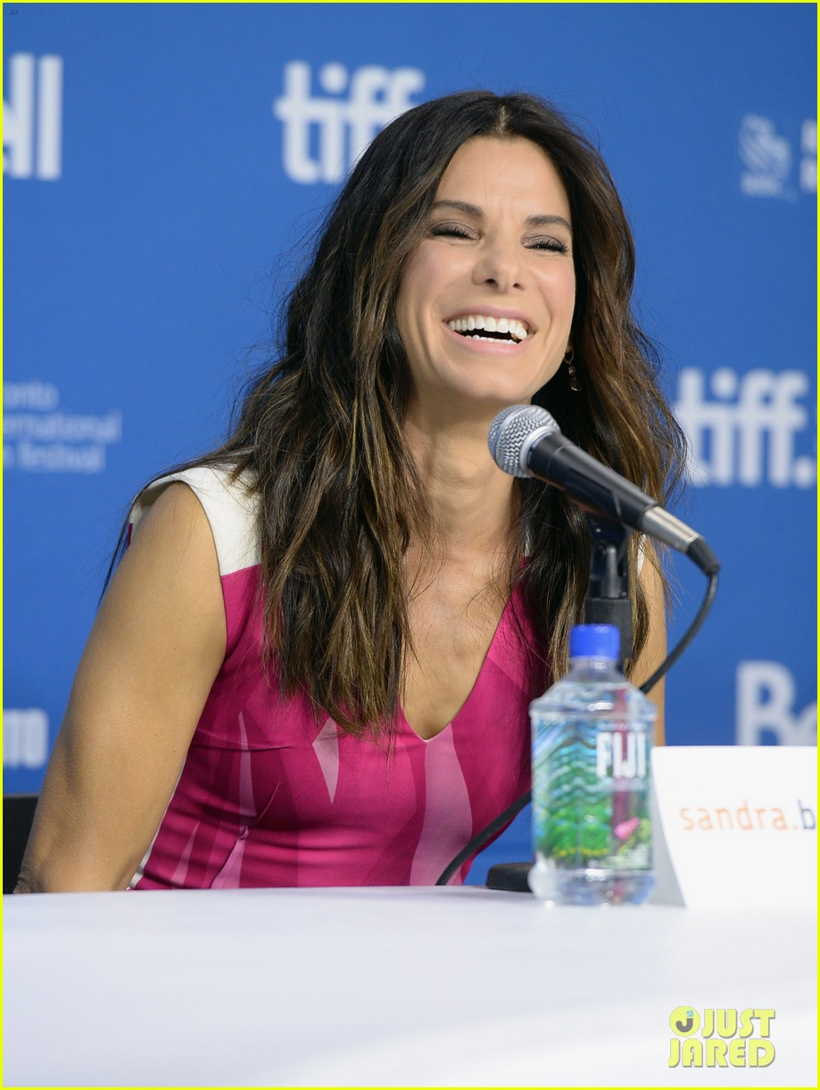 sandra bullock gravity tiff press conference 172948144