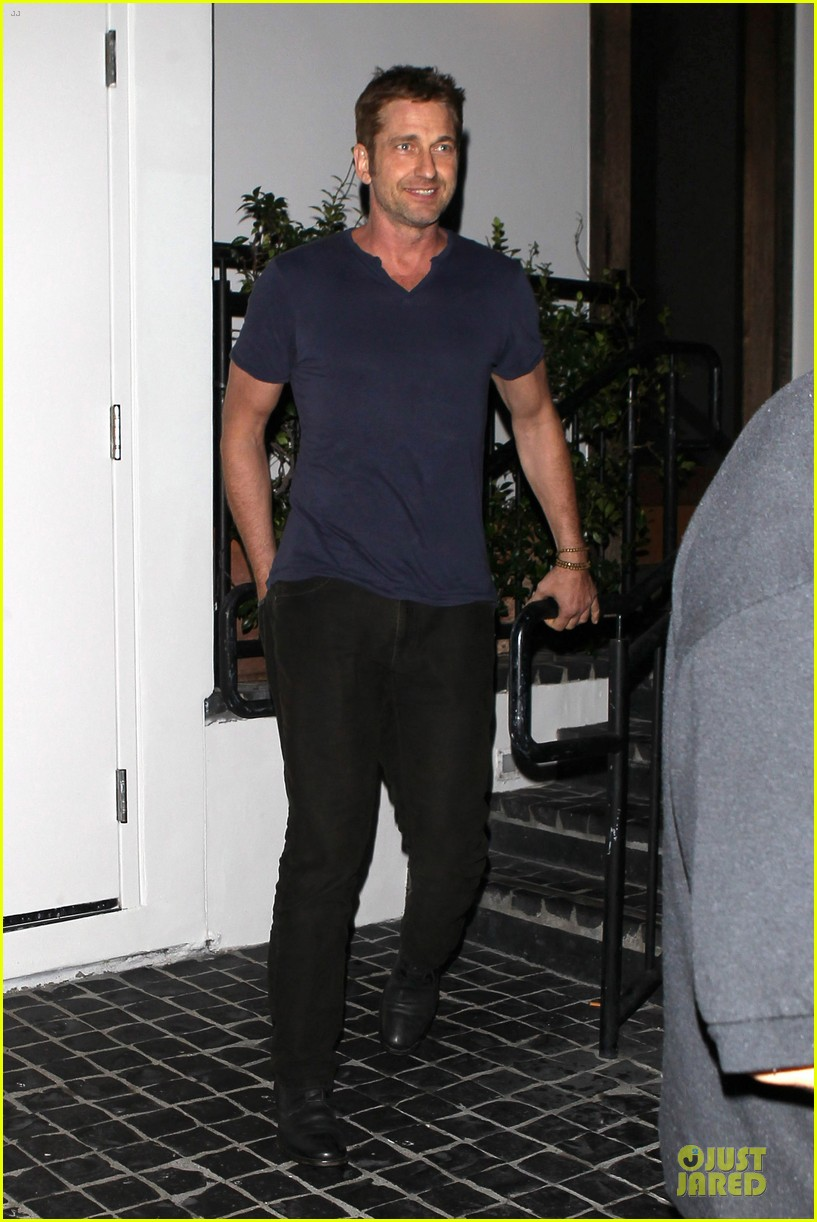 gerard butler cecconi dinner after god of egypt news 052959662
