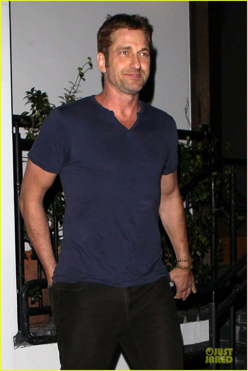 gerard butler cecconi dinner after god of egypt news 072959664