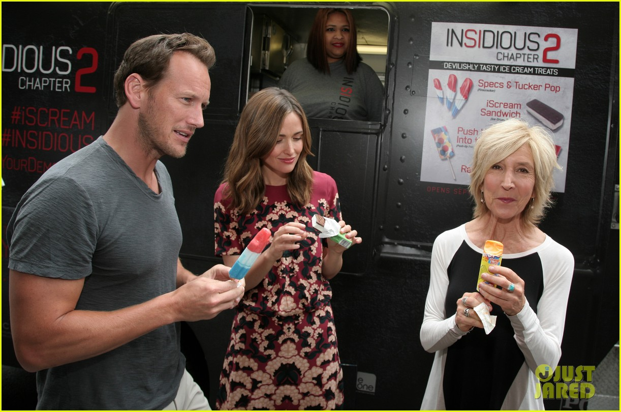 rose byrne patrick wilson promote insidious chapter 2 102945206