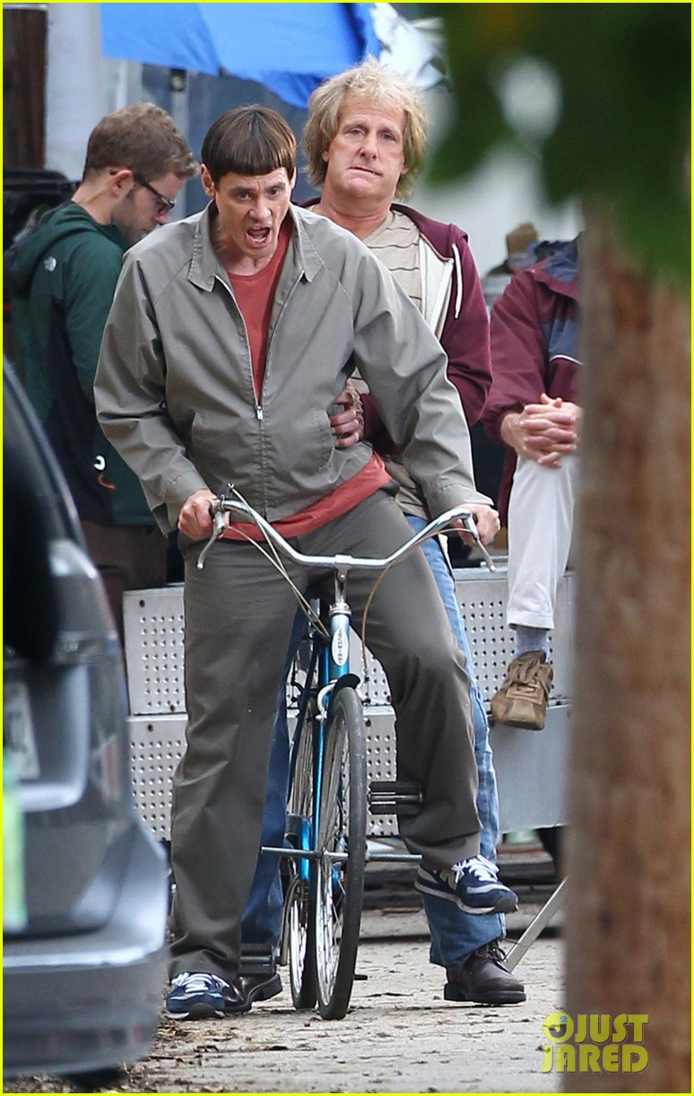 jim carrey jeff daniels begin filming dumb and dumber to 022959718