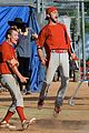 chace crawford aaron tveit undrafted win celebration 10