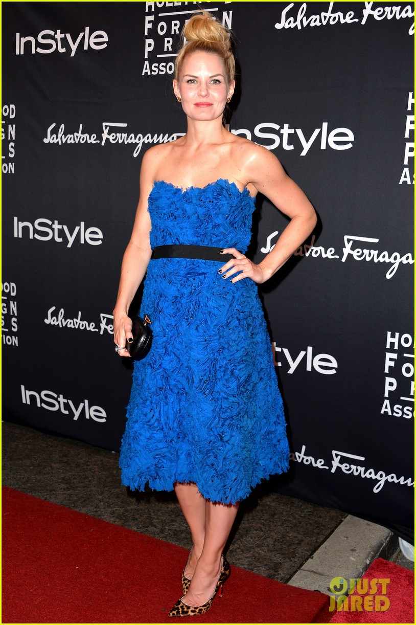 jessica chastain jennifer morrison hfpa instyle tiff party 172949124