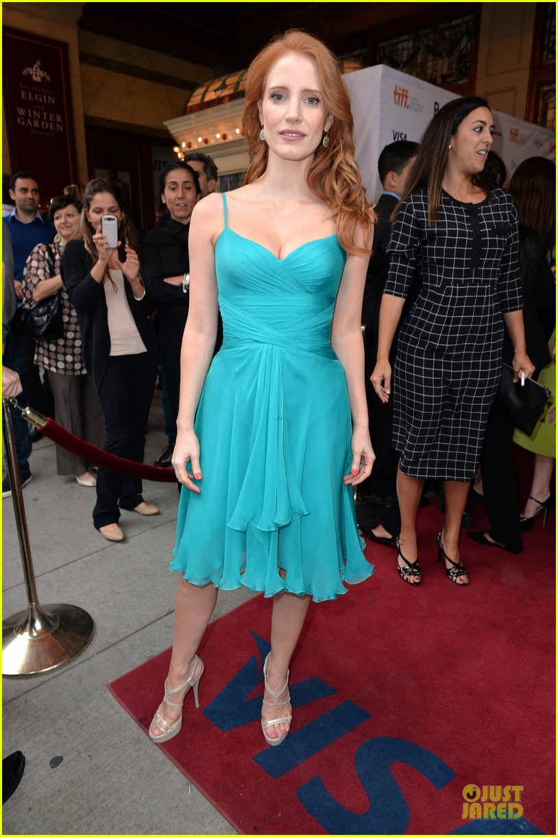 jessica chastain james mcavoy disappearance of eleanor rigby tiff premiere 182948491