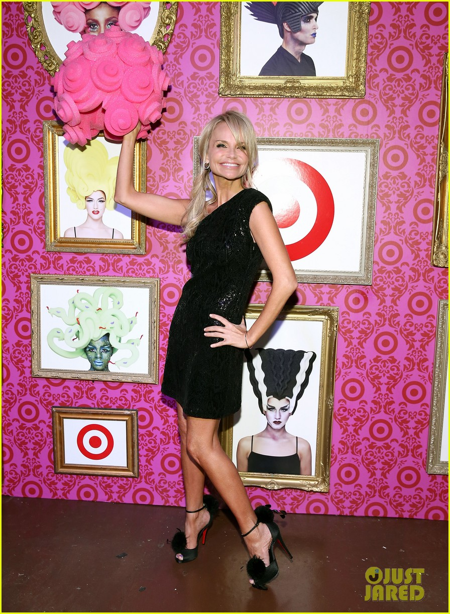 kristin chenoweth chris march for target launch event 042960873