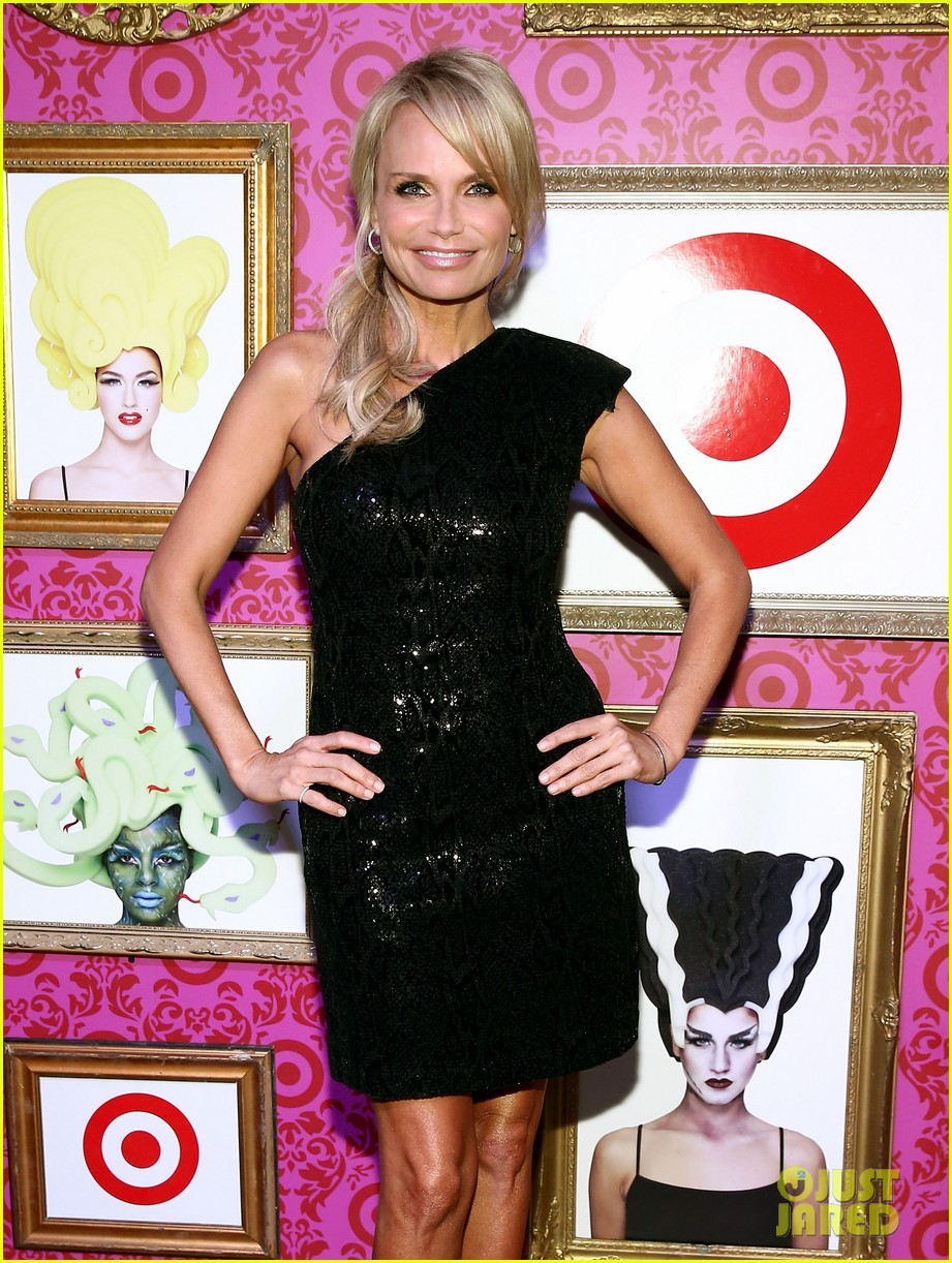 kristin chenoweth chris march for target launch event 092960878