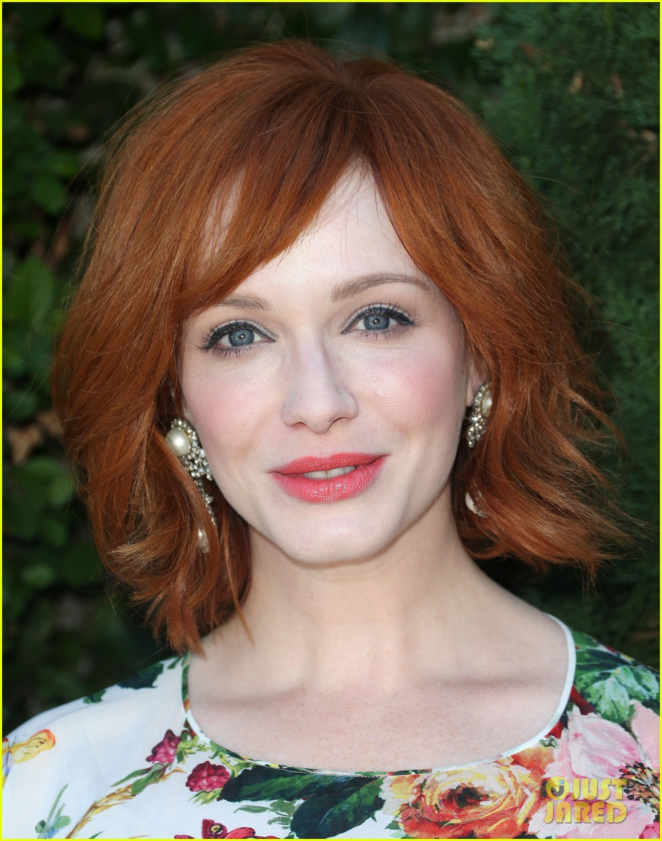 christina hendricks emily deschanel rape foundation annual brunch 042962875
