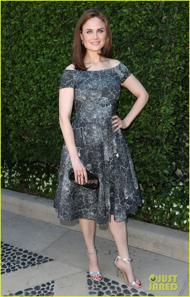 christina hendricks emily deschanel rape foundation annual brunch 072962878