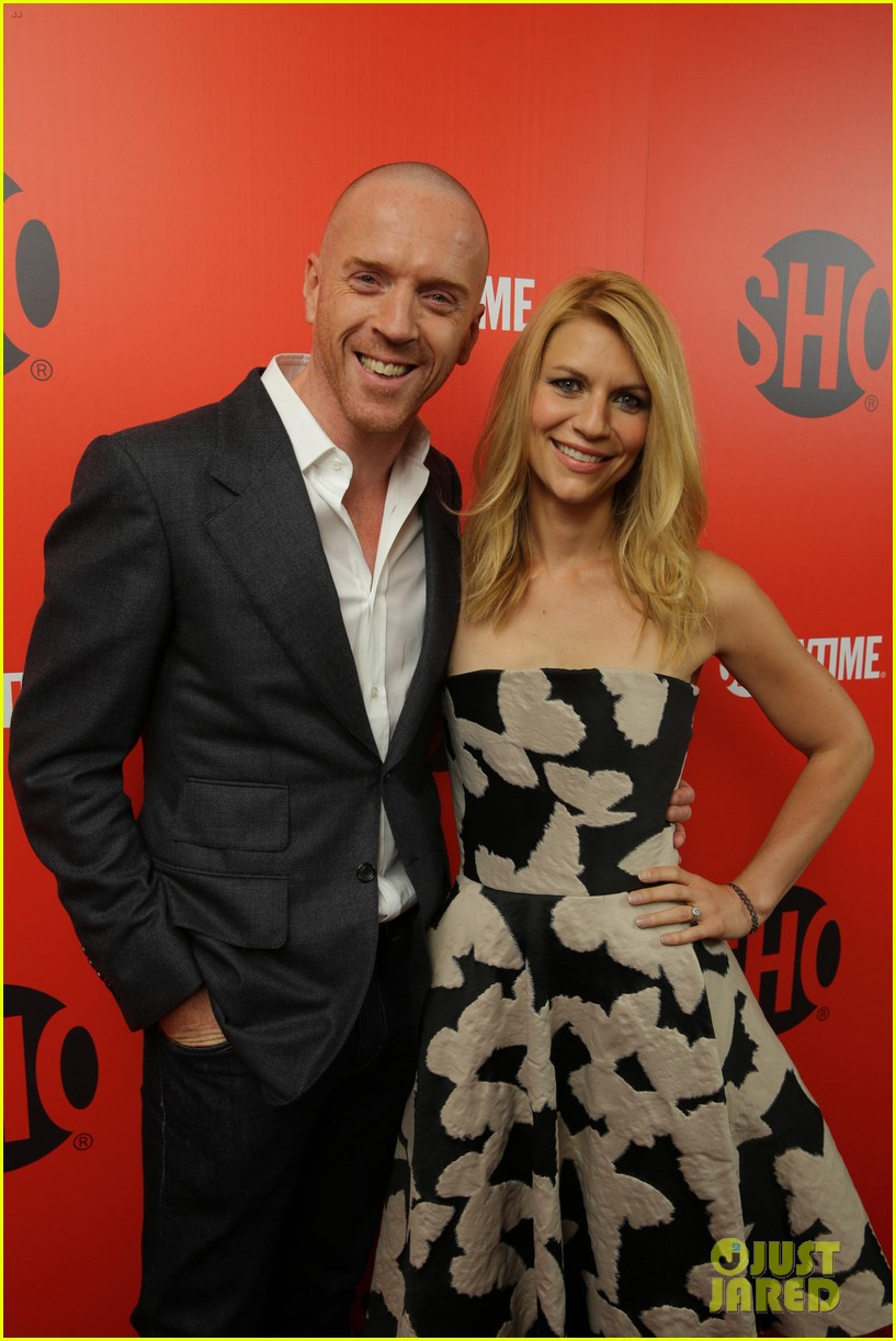 claire danes damian lewis showtime pre emmys party 07