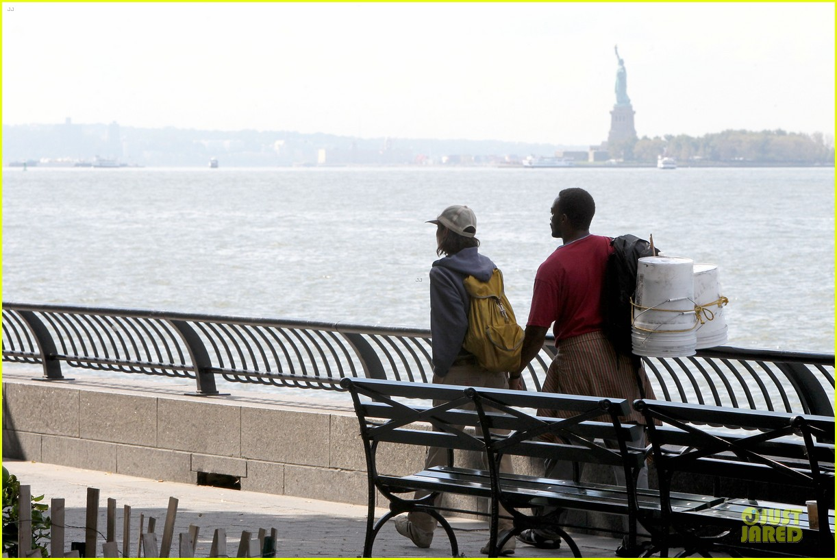 jennifer connelly anthony mackie hold hands for shelter 162961931