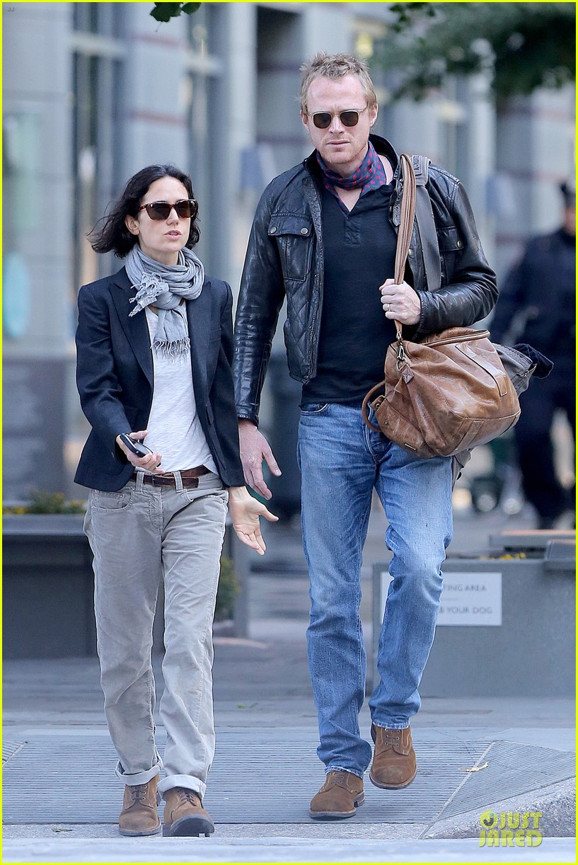 jennifer connelly anthony mackie hold hands for shelter 352961950