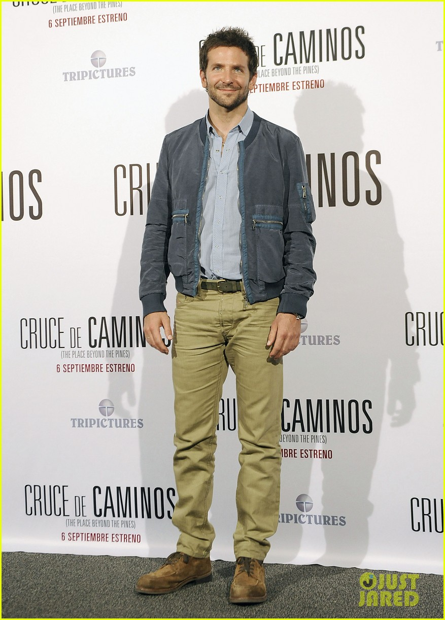 bradley cooper place beyond the pines madrid photo call 01