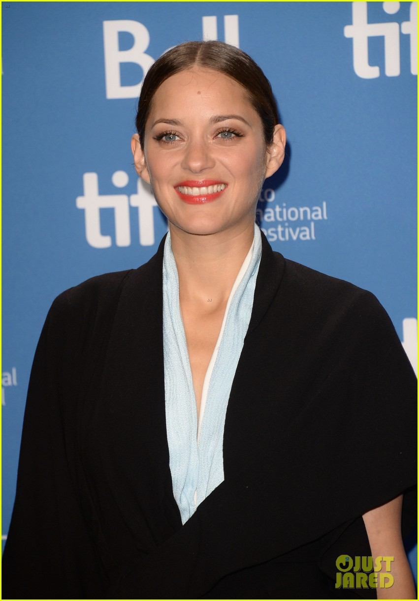 marion cotillard blood ties tiff press conference 062949373