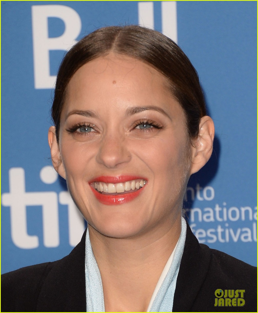 marion cotillard blood ties tiff press conference 082949375