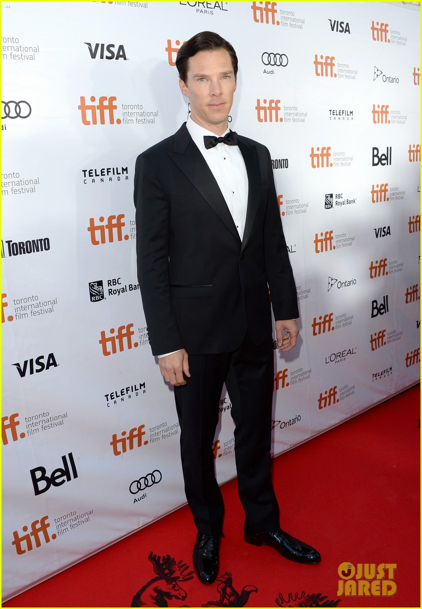 benedict cumberbatch daniel bruhl fifth estate at tiff 162944825