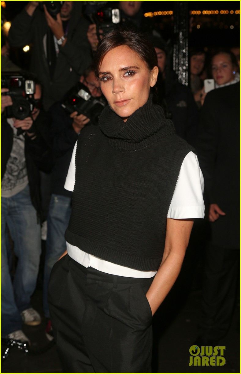 victoria david beckham separate london events 032952936