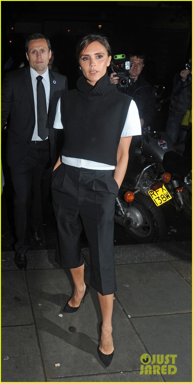 victoria david beckham separate london events 192952952