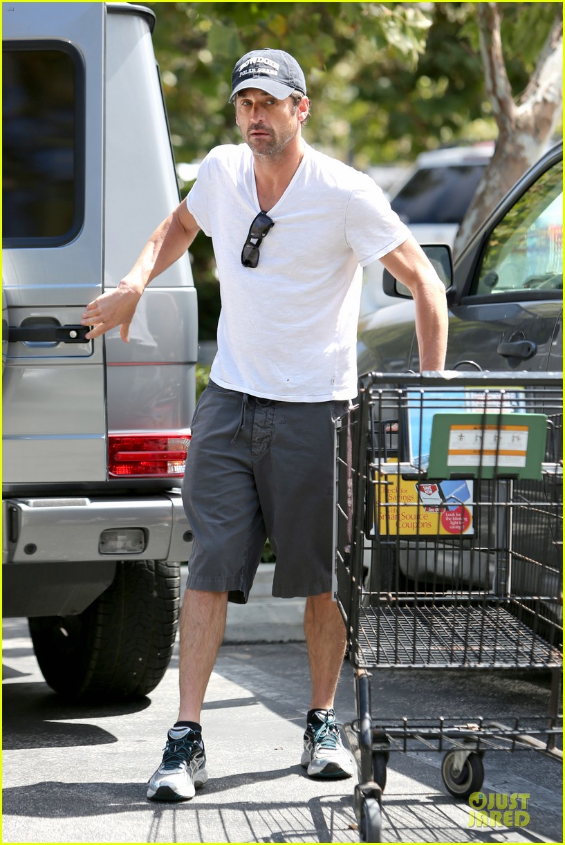 patrick dempsey labor day shopping after grand prix race 052943241