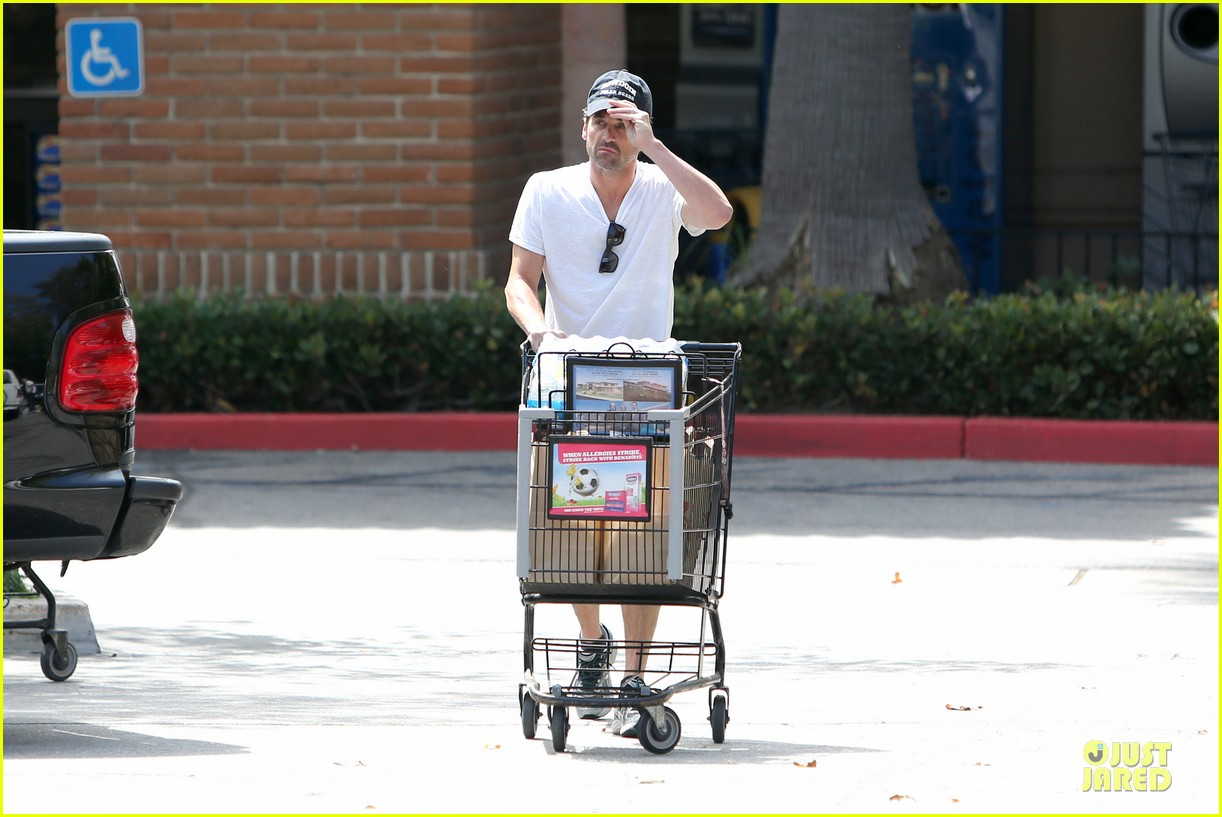 patrick dempsey labor day shopping after grand prix race 092943245