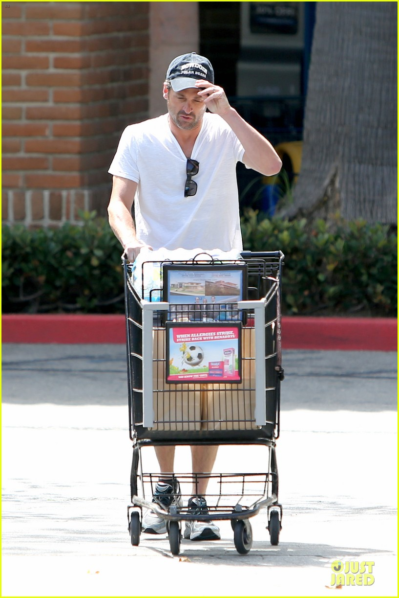 patrick dempsey labor day shopping after grand prix race 102943246