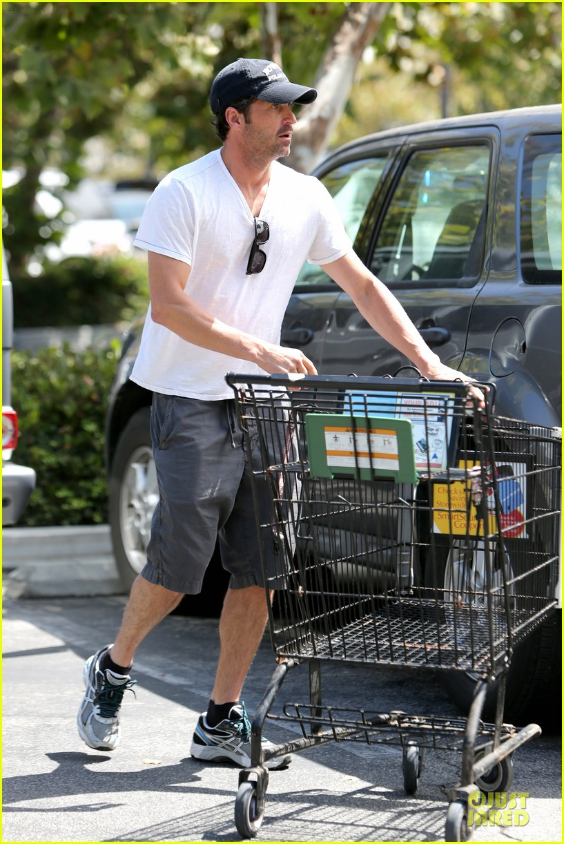 patrick dempsey labor day shopping after grand prix race 112943247