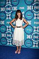 zooey deschanel mindy kaling fox fall eco casino party 22