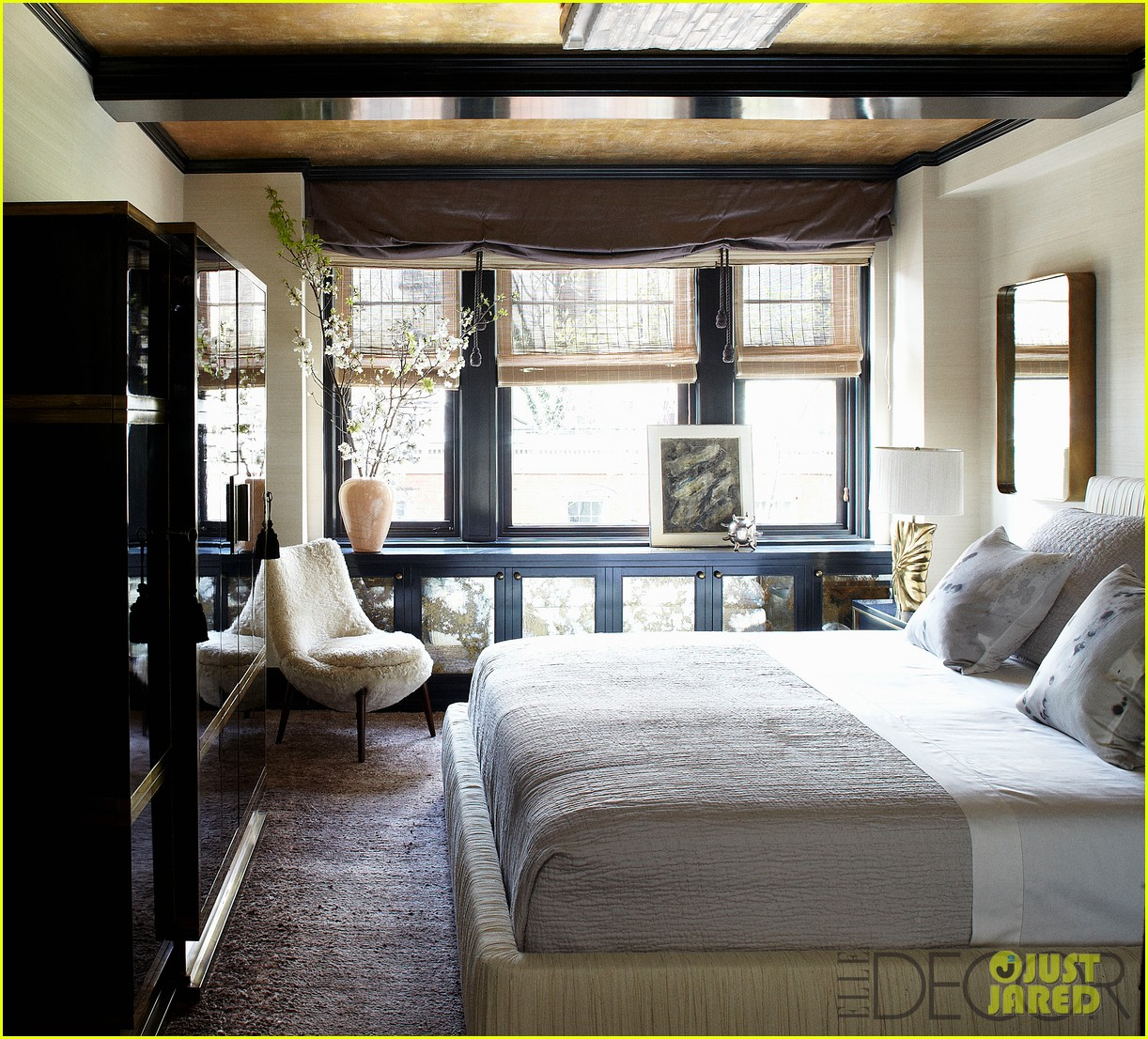 Etonnant Cameron Diaz Shows Off New York City Apartment To U0027Elle Decoru0027
